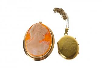 Kameekoru ja medaljonki