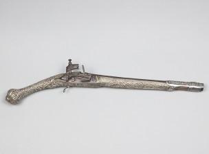 Piilukkopistooli, 1783