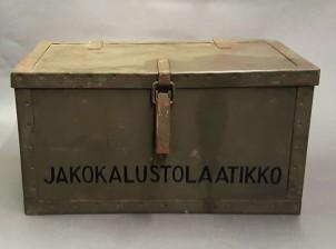 Jakokalustolaatikko