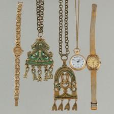 Erä krouja ja kelloja