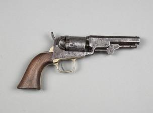 Colt Pocket, m/1849 first model