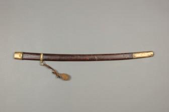 Tuppi, jalkaväen upseerimiekka m/1881-1909