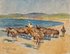 Hugo Backmansson 1860-1953