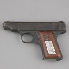 Ortgies pistooli m/19 (lahja-ase)