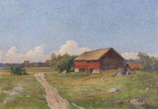 Erik Abrahamson (1879-1907)