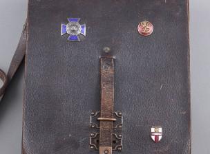 Karttalaukku kurssi- ja asevelimerkkineen