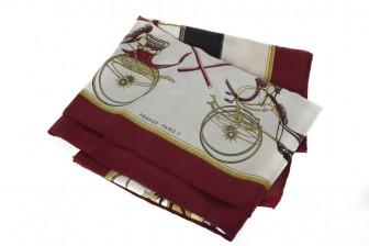 Hermès, silkkihuivi