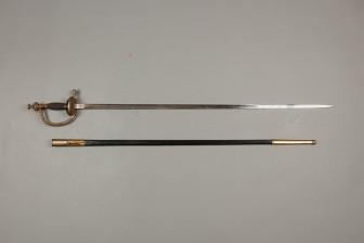 Upseerimiekka m/1850