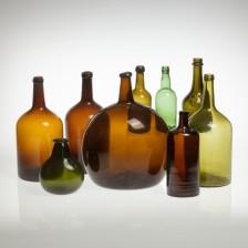 Erä pulloja, 9 kpl