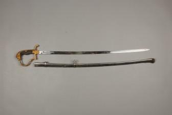 Jalkaväkiupseerin miekka m/1889
