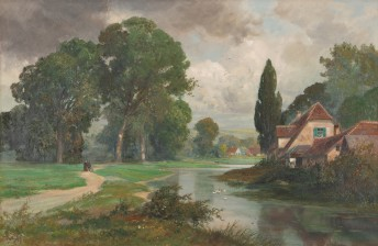 Alois Arnegger (1879-1963), (AT)*