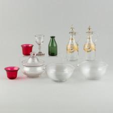 Erä 1800-luvun lasia