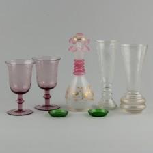 Erä lasia, 7 kpl