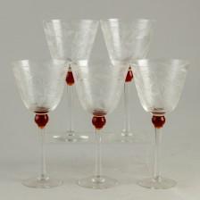 Viinilaseja, 5 kpl