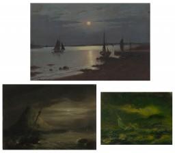 Grigor Rosinsky ja maalauksia, 2 kpl