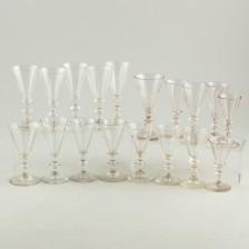 Erä laseja, 18 kpl