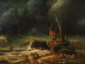 Maalaus, 1800-luku