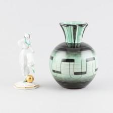 Maljakko ja figuriini