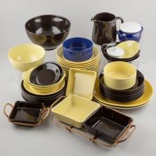 Erä Arabian Kilta-astioita, n. 50 kpl