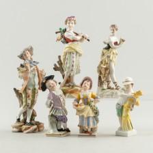 Figuriinejä, 6 kpl
