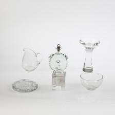 Erä lasia, 6 kpl