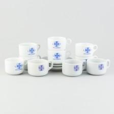 Kahvikuppeja, Lotta Svärd