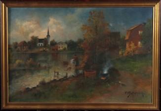 Hallström, C.
