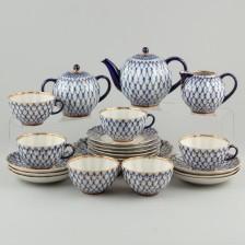 Teeastiasto, 6 hengelle