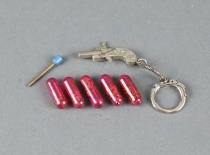 Miniatyyripistooli