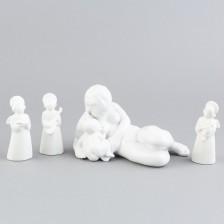 Figuriineja, 4 kpl