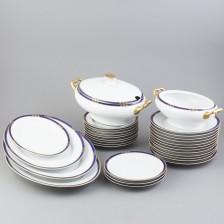 Ruoka-astiasto, 30 osaa