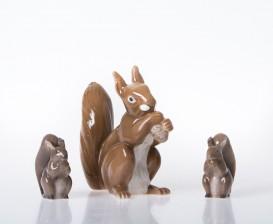 Figuriinejä, 3 kpl, Oravia