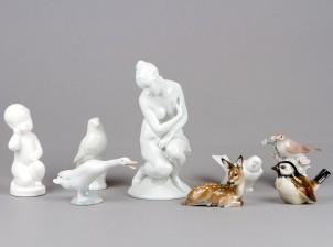 Figuriineja, 8 kpl