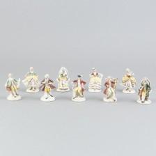 Figuriineja, 9 kpl