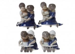 Figuriinipari, Tyttö ja poika