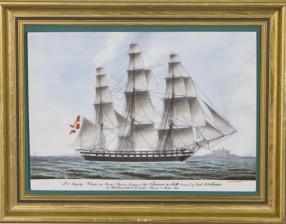 Laivataulu, Frederick den siette