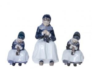 Figuriinejä, 3 kpl, Kutovia