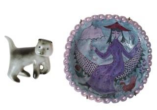 H.L.Ahola ja figuriini