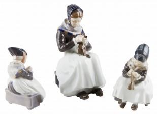 Figuriini, kutovia 3 kpl