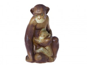 Figuriini, Apina ja poikanen