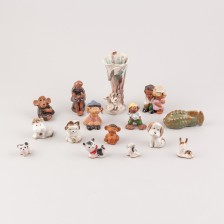 Figuriinejä, 13 kpl