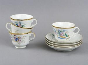 Teekuppeja, 4 kpl