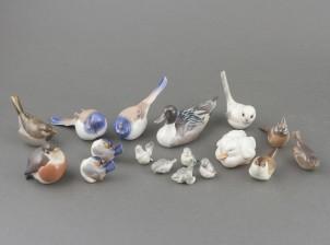 Figuriineja, 17 kpl