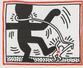 Keith Haring (1958-1990) (US)*
