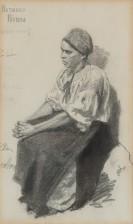 Ilja Jefimovitch Repin (1844-1930), (RUS)