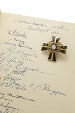Mannerheim-risti ja vieraskirja