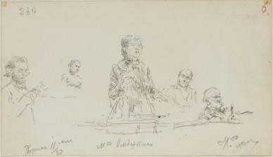 Ilja Repin (1844-1930)