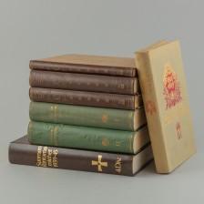 Erä kirjoja, 7 kpl