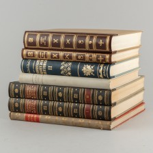 Kirjoja, 7 kpl