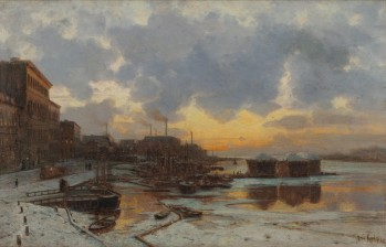 Julius Sergius von KIever (väitetty) (1850-1924) (RUS)